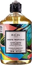 Kup PRZECENA! Mydło w płynie - Baija Sieste Tropicale Marseille Liquid Soap *