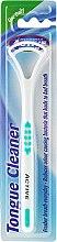 Kup Skrobaczka do języka, biało-zielona - Beauty Formulas Active Oral Care Tongue Cleaner