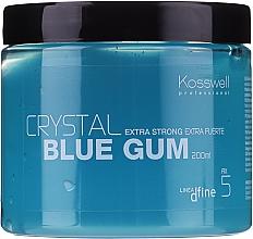 Kup Mocny żel utrwalający - Kosswell Professional Dfine Crystal Blue Gum