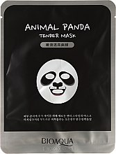 Kup Maseczka na tkaninie do twarzy Panda - Bioaqua Animal Panda Tender Mask