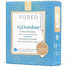 Kup Intensywnie nawilżająca maseczka do twarzy - Foreo Ufo H2Overdose Mask