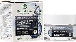 Kup Detoksykujący krem na dzień i noc Czarny ryż z węglem ubame - Farmona Herbal Care