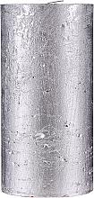 Kup Naturalna świeca, 15 cm - Ringa Silver Glow Candle