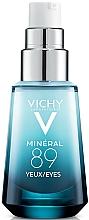 Kup Wzmacniający i wypełniający hialuronowy booster do okolic oczu - Vichy Mineral 89 Yeux
