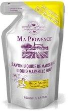 Kup Mydło w płynie Cytryna - Ma Provence Lemon Blossom Liquid Marseille Soap (uzupełnienie)