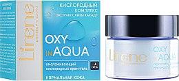 Kup Nawilżający krem odmładzający do twarzy - Lirene Dermo Program Oxy In Aqua