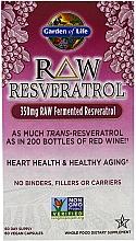 Kup Suplement diety Resweratrol - Garden of Life Raw Resveratrol