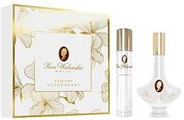 Kup Zestaw - Pani Walewska White (parfum/30ml + deo/90ml)