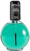 Kup Olejek do skórek z pędzelkiem Deep Green - Lila Rossa Cuticle Oil