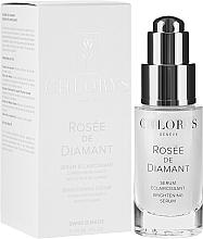 Kup Rozjaśniające serum do twarzy - Chlorys Rose De Diamant Brightening Serum