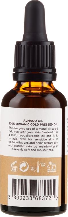 Olej migdałowy - Wooden Spoon Almond Oil — фото N2