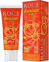 Kup Owocowa pasta do zębów dla dzieci - R.O.C.S. Junior