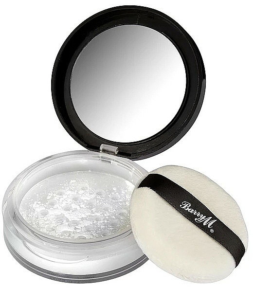 Puder półprzezroczysty - Barry M Ready Set Smooth Translucent Powder — фото N1