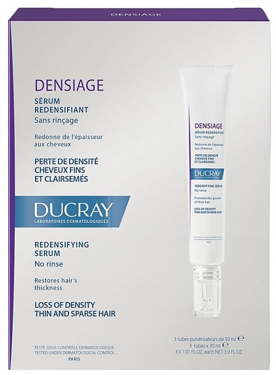 Regenerujące serum do włosów - Ducray Densiage Redensifying Care — фото N1