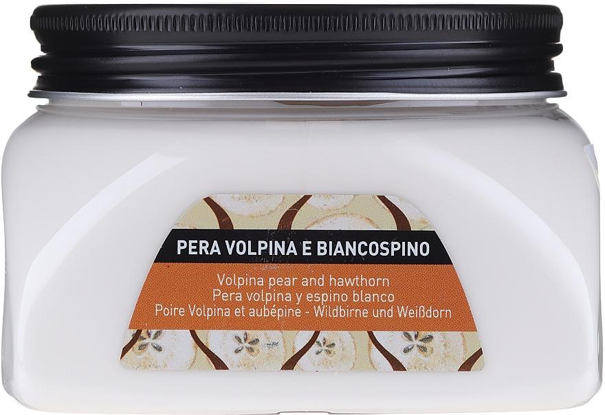 Wielofunkcyjny krem do twarzy i ciała Gruszka i głóg - Bio Happy Volpina Pear And Hawthorn — фото N2