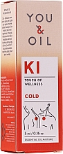 Kup Mieszanka olejków eterycznych - You & Oil KI-Cold Touch Of Welness Essential Oil