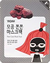 Kup Oczyszczająca maska do twarzy w płachcie z ekstraktem z bambusa - Yadah Pore Care Mask Pack