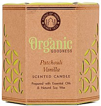 Kup Świeca zapachowa Paczula i wanilia - Song of India Scented Candle