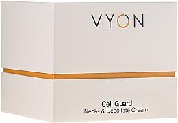 Kup PRZECENA! Krem do szyi i dekoltu - Vyon Cell Guard Neck and Dekollete Cream*