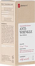 Kup Przeciwzmarszczkowy lotion do twarzy - Phenomé Sustainable Science Anti-Wrinkle Face Lotion