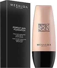Kup Długotrwały podkład w płynie do twarzy - Mesauda Milano Perfect Skin Foundation