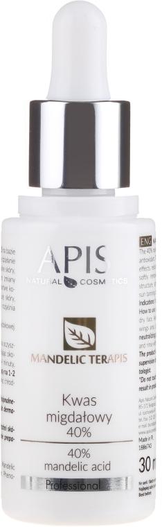 Kwas migdałowy 40% - APIS Professional Mandelic TerApis Mandelic Acid 40%