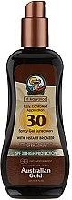 Kup Przeciwsłoneczny żel-spray do opalania - Australian Gold Protetor Solar Gel Spray Bronzeador SPF30