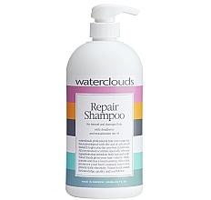 Szampon do włosów suchych i zniszczonych - Waterclouds Repair Shampoo — фото N2