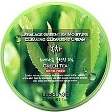 Kup Oczyszczający krem do mycia twarzy - Lebelage Green Tea Moisture Cleaning Cleansing Cream