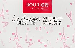 Kup Bibułki matujące do twarzy - Bourjois Mattifying Blotting Papers
