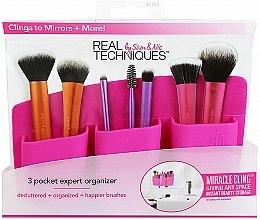 Kup Różowy organizer do pędzli - Real Techniques 3 Pocket Expert Organizer Pink
