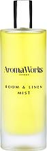 Kup Zapachowa mgiełka do domu Bazylia i limonka - AromaWorks Light Range Room Mist