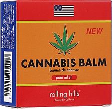 Kup PRZECENA! Balsam konopny do ciała - Rolling Hills Organic Cannabis Oil*
