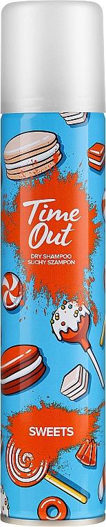 Suchy szampon do włosów Słodycze - Time Out Sweets — фото N3