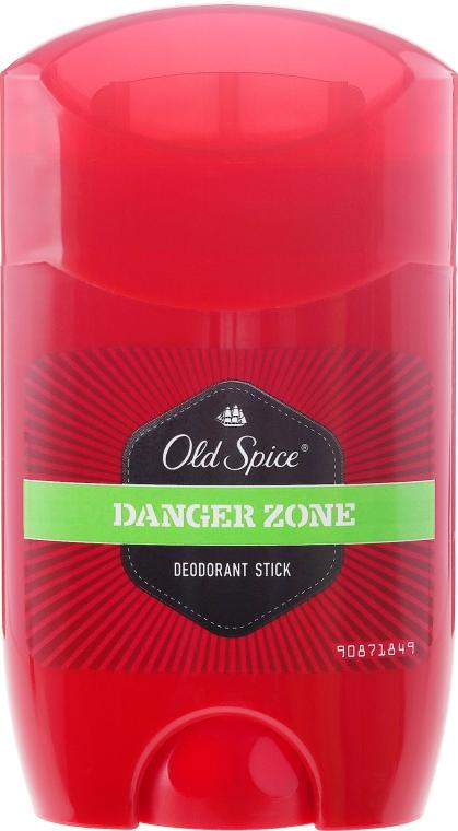 Dezodorant w sztyfcie dla mężczyzn - Old Spice Danger Zone Deodorant Stick