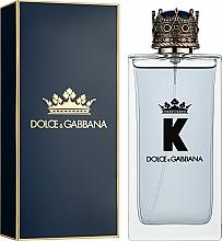 Kup Dolce & Gabbana K by Dolce & Gabbana - Woda toaletowa