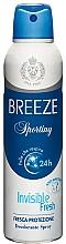 Kup Breeze Deo Sporting - Dezodorant w sprayu