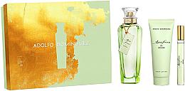 Kup Adolfo Dominguez Agua Fresca de Azahar - Zestaw (edt/120 ml+ edt/10 ml + b/lot/75ml)