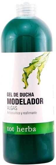 Modelujący żel pod prysznic z algami - Tot Herba Shower Gel  — фото N1