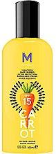 Kup Krem do opalania SPF 15 - Mediterraneo Sun Carrot Sunscreen Dark Tanning