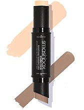 Kup Modelujący korektor do twarzy 2 w 1 - Smashbox Studio Skin Shaping Foundation Stick