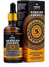 Kup Regenerujący afrykański kompleks olejowy do każdego rodzaju włosów - Hammam Organic Oils African Energy