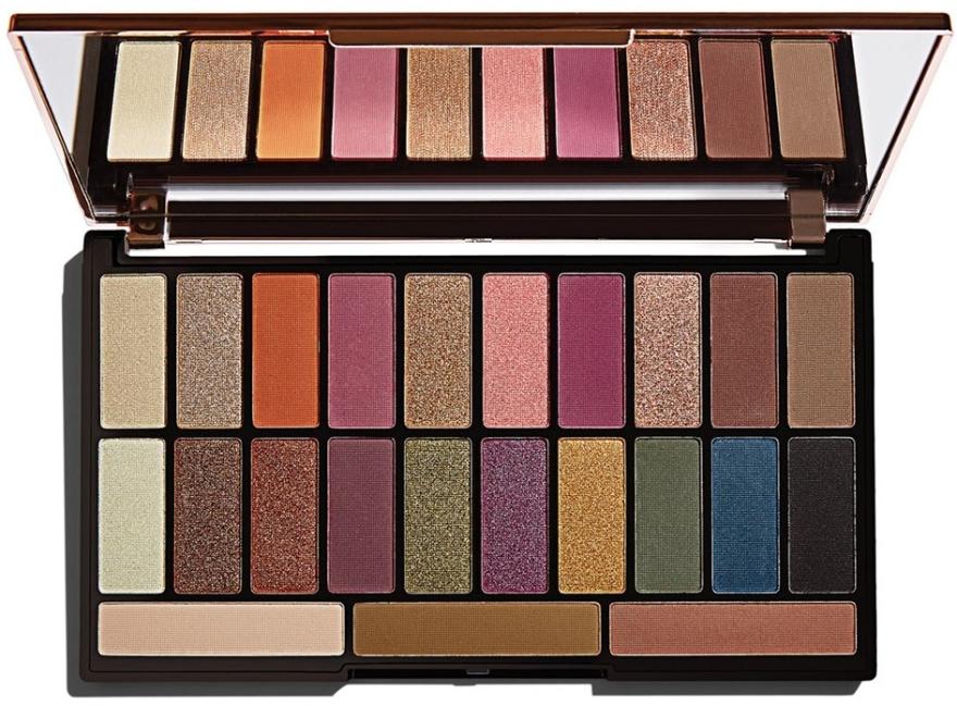 Paleta cieni do powiek - Makeup Revolution X Tammi Tropical Paradise Palette