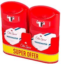 Kup Dezodorant w sztyfcie dla mężczyzn, 2 x 50 ml - Old Spice Whitewater Deodorant Stick