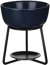 Kup Kominek do wosków zapachowych, granatowy - Yankee Candle Dark Blue Aroma Lamp