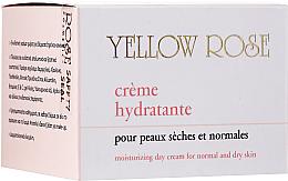 Kup PRZECENA! Nawilżający krem do twarzy na dzień - Yellow Rose Creme Hydratante *