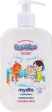 Kup Antybakteryjne mydło do rąk z pantenolem owocowym zapachu - Bambino Family Antibacterial Soap