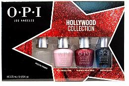Kup Zestaw - O.P.I Infinite Shine 2 Hollywood Collection Spring 2021 Mini Set (2 x gel/polish 3,75 ml + primer 3,75 ml + top/coat 3,75 ml)