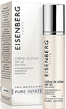 Kup Krem na dzień do twarzy SPF 30 - Jose Eisenberg Pure White Day Cream SPF 30