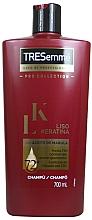 Kup Keratynowy szampon z olejem marula do włosów - Tresemmé Liso Keratina Shampoo